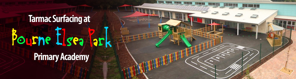 Bourne Elsea Park Primary Academy Resurfacing